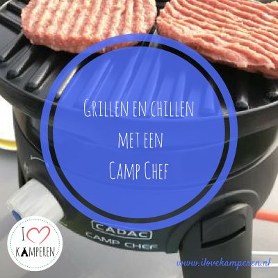 Cadac Camp Chef ervaring