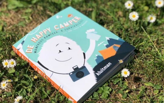 De Happy Camper: boekreview