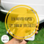Mover onder je caravan: tips