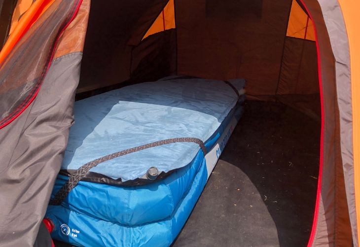 quechua veldbed review