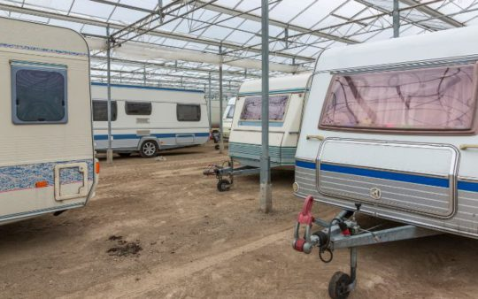 Checklist: is de caravan lenteklaar?