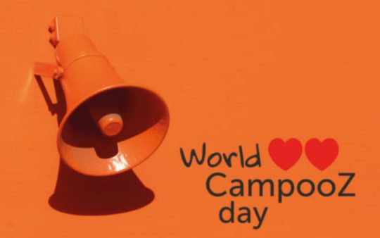 16 juni: World Campooz day