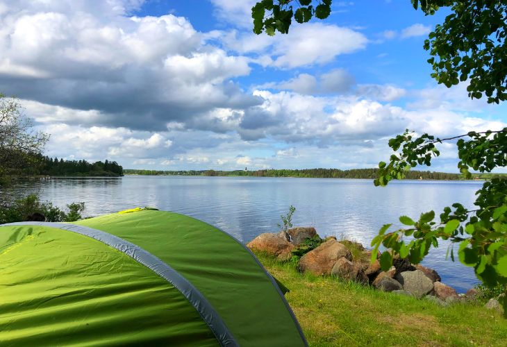 camping falkudden review